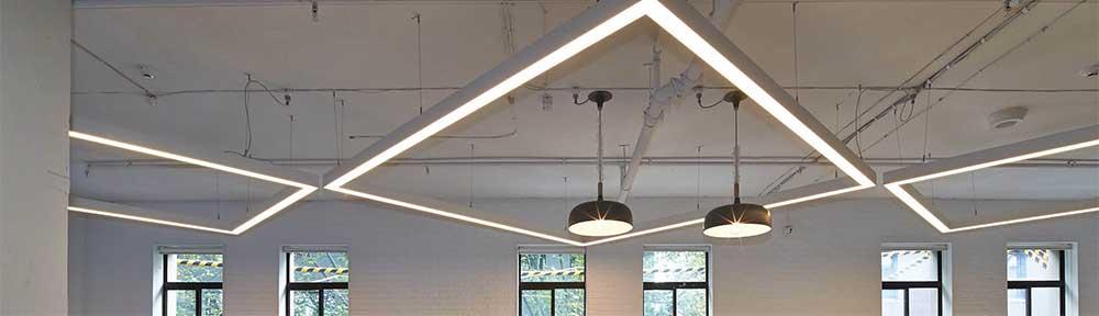 Монтаж и сборка светильников